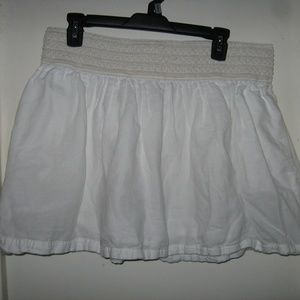 J.Crew White skirt size XL